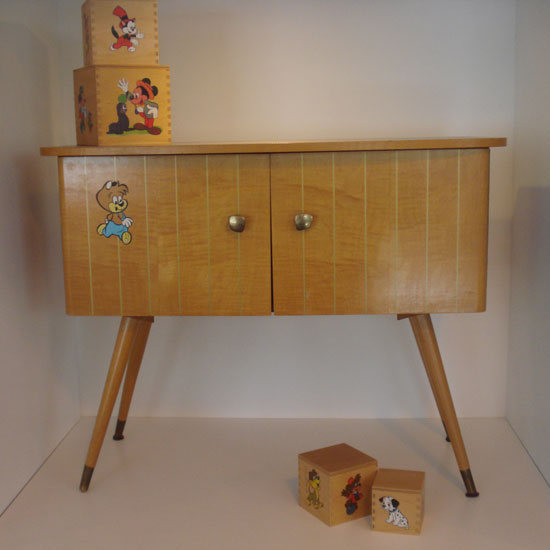Mini Sideboard FOXI