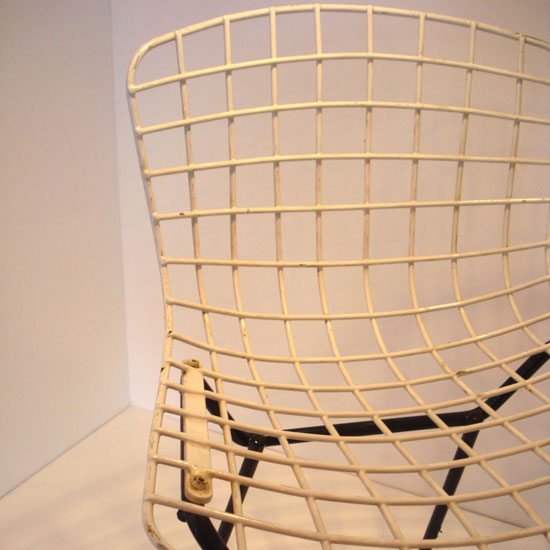Original BERTOIA Kids Wire Chair